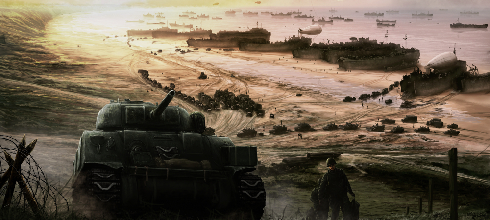 Hearts of Iron IV preview photo