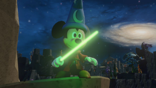 lightsaber weapon easter egg uncovered in disney infinity