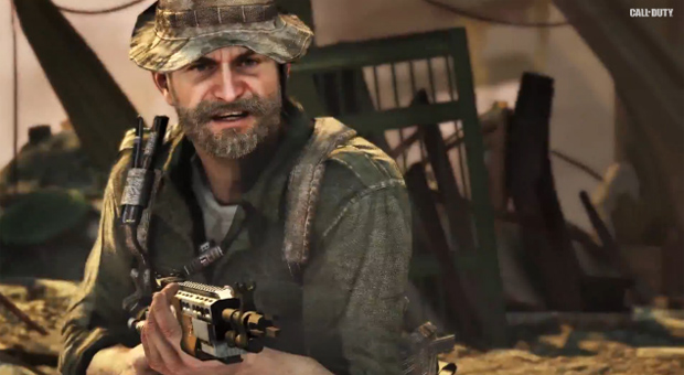 New Call of Duty: Ghosts DLC seems like a real waste
