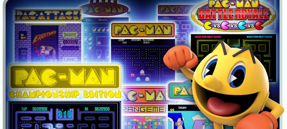 Pac-Man Museum photo