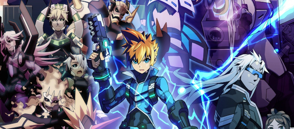 azure striker gunvolt pc download