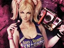 Lollipop Chainsaw sales photo