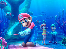 Mario Golf World Tour photo