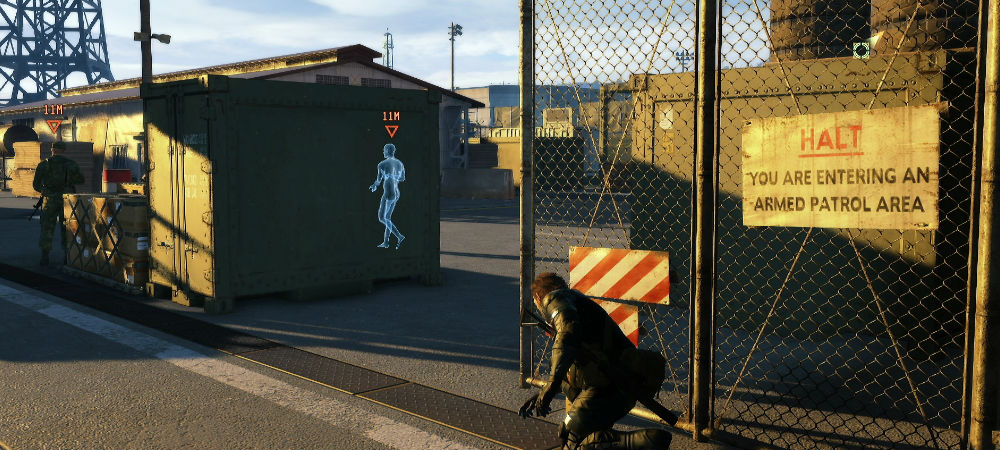 What's in Ground Zeroes? photo