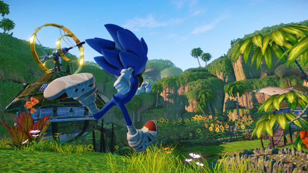 Initial Sonic Boom redesigns caused 'discomfort' in Sonic Team photo