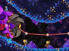 The Iconoclasts returns to show off a cool boss fight photo