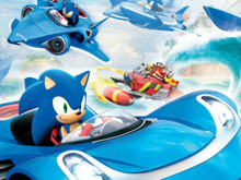 Sonic & All-Stars Racing  photo