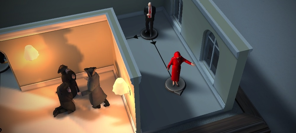 Hitman GO review photo