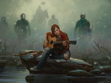 Ellie art photo