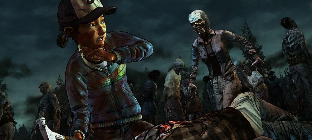 Walking Dead S2 photo