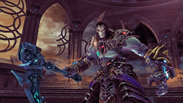 Darksiders Allegedly Not Dead According To Artist Joe Madureira
