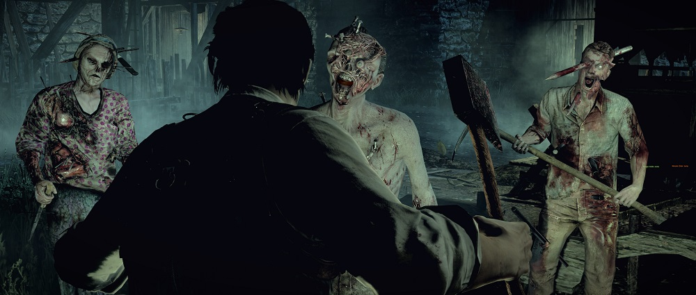 The Evil Within preview photo