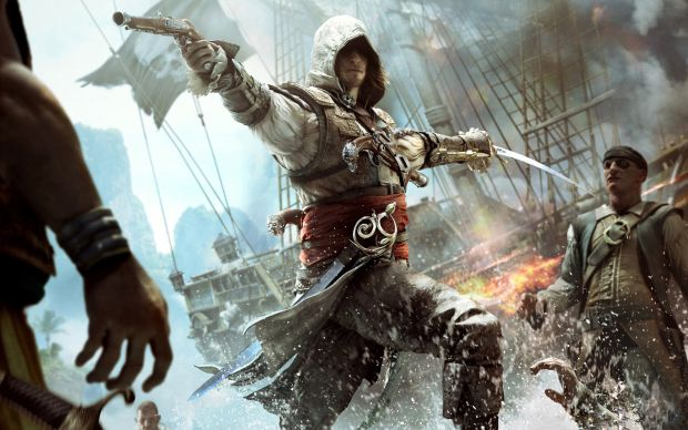 Ubisoft shares the top 20 game franchises of the last 9 years