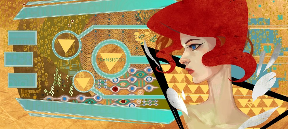 Get amped for Transistor photo