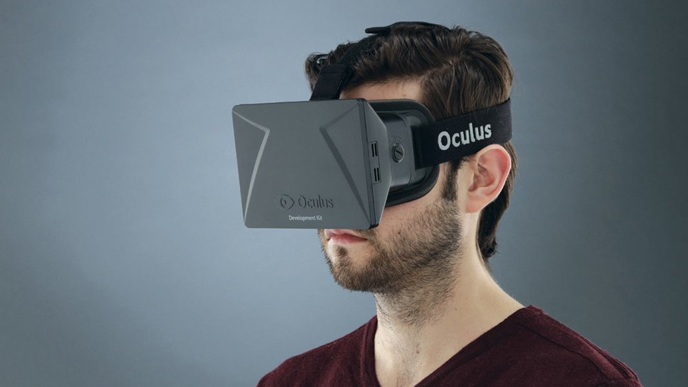 ZeniMax sues Oculus photo