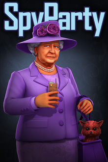 SpyParty adds five more characters to its roster photo