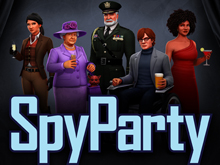 New SpyParty characters photo