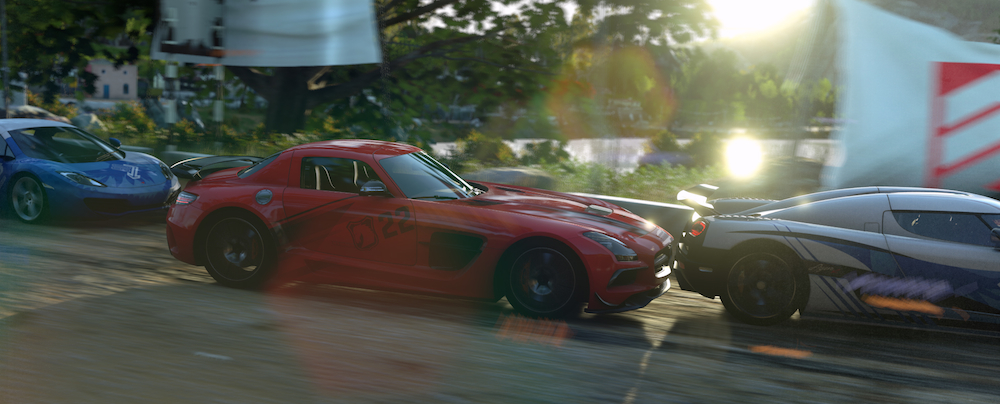 Driveclub hands-on photo
