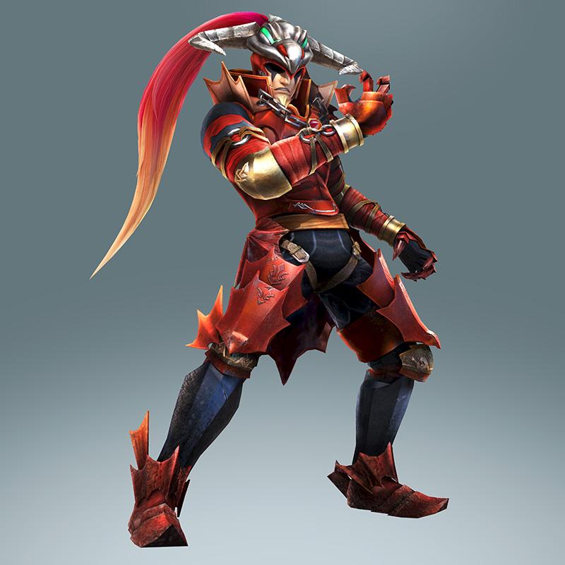 [GAMES] Hyrule Warriors - Spinner! Valga-noscale