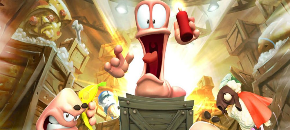 Worms Battlegrounds photo