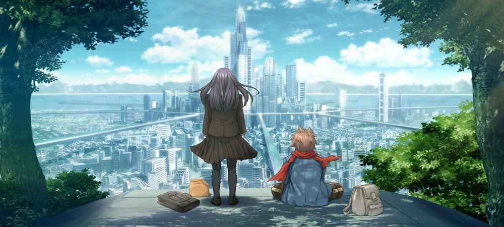 Review: World End Economica Episode 1 photo
