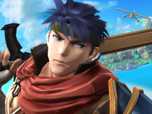 Ike returns to Smash Bros photo