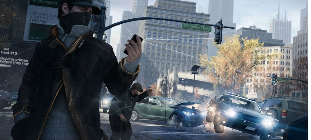 Review: Watch Dogs photo