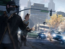 Watch Dogs comparison photo
