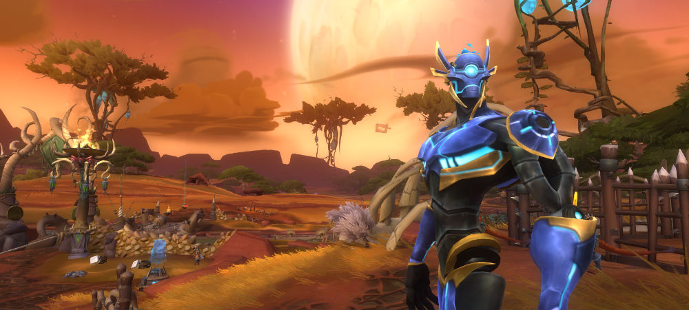 WildStar review photo