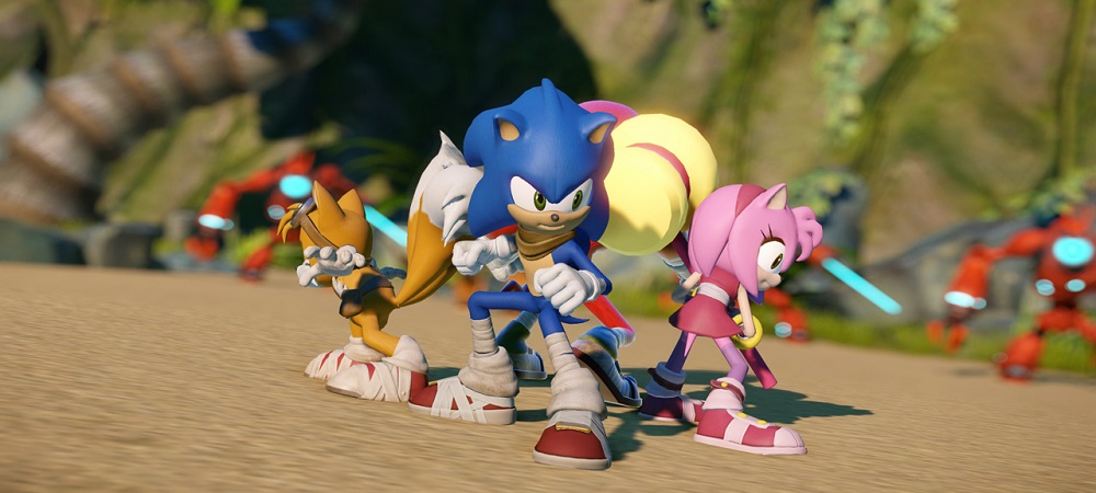 Sonic Boom preview photo