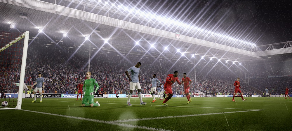 EA Sports has one big focus for Madden, FIFA, and NHL this year