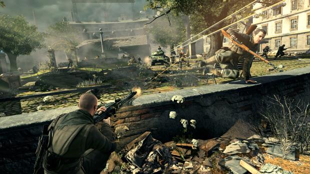 Sniper elite v2 full game free pc, download, play. Sniper elite v2.