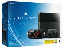 PS4/Vita bundle photo