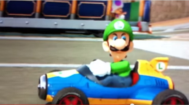 Why Is Fox Reporting On Luigi S Mario Kart 8 Death Stare
