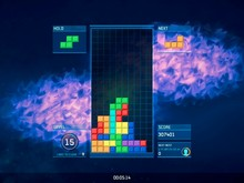 Tetris goes 'next-gen' photo