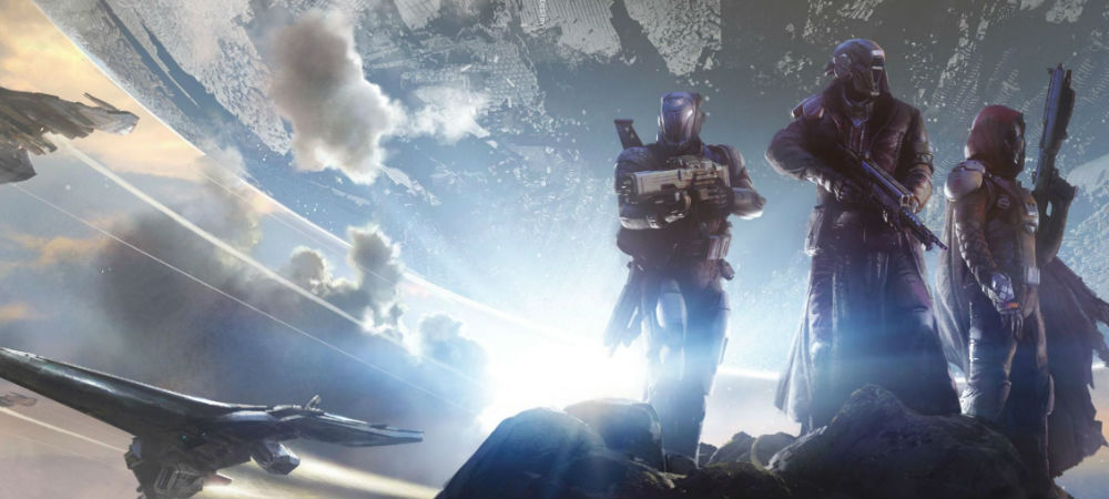 Destiny hands-on photo