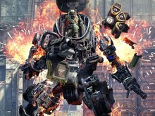 Titanfall on PS4 photo