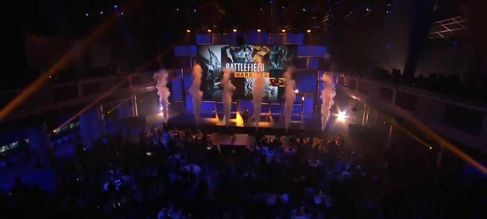 EA's E3 Conference photo