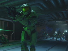 Halo 2 HD comparisons photo