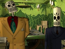 Grim Fandango remaster photo