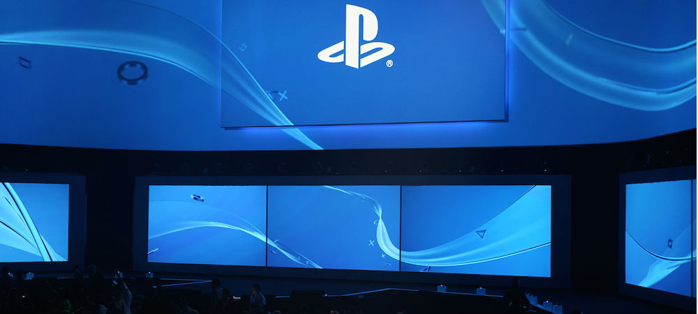 Sony at E3 photo
