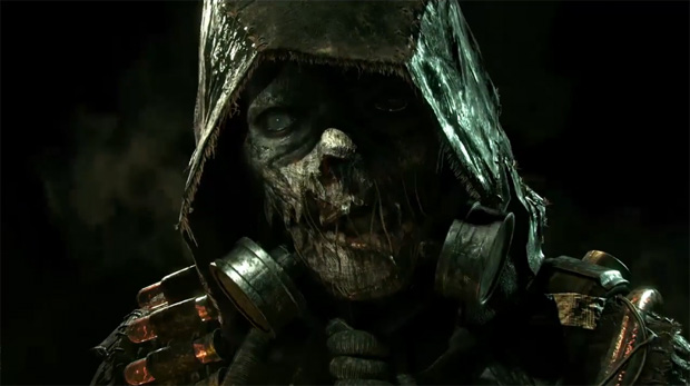 Arkham Knight's Scarecrow photo