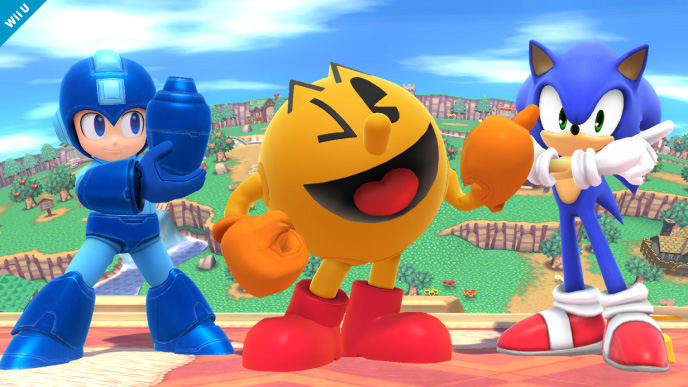 Pac-Man in Smash! photo