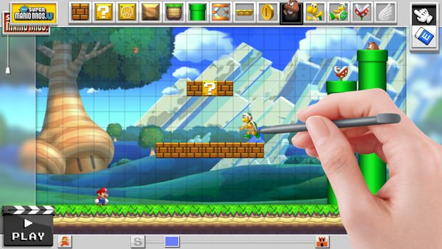 Mario Maker will make a level designer out of you
