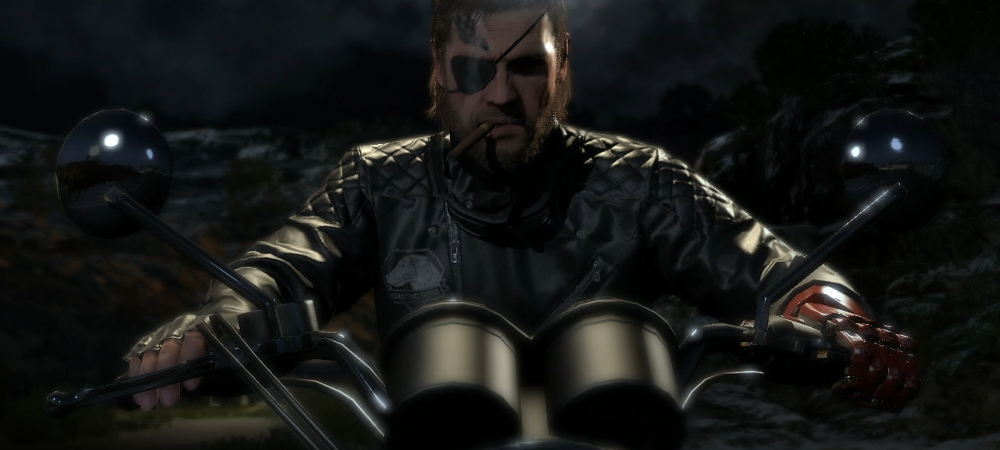 Phantom Pain is so cool! photo