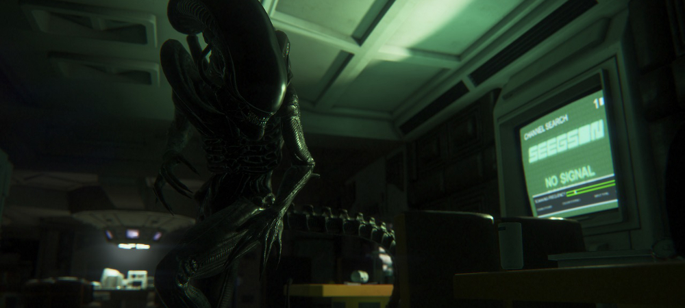 Alien Isolation hands-on photo