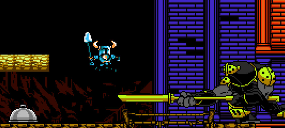 Shovel Knight tips photo