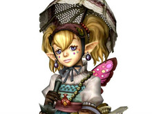 Hyrule Warriors Agitha photo