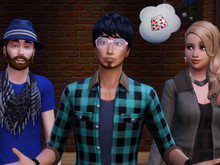 The Sims photo