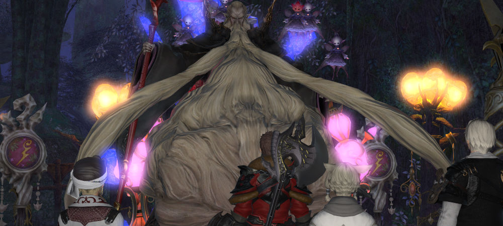 Review: Final Fantasy XIV: A Realm Reborn (Patch 2.3) photo